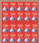 BJ stamps 4122 Hersheys Kiss Love MNH 39 sheet of 20 Issued in 2007