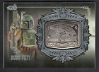 2013 Topps Star Wars Galactic Files 2 Medallion Cards Guide 35