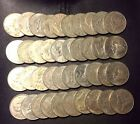 Old Mexico Coin Lot - 40 Un Pesos - Unsearched for Dates - 40 Coins - Lot #714