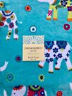 Cynthia Rowley Beach Towel Colorful Elephants!  40