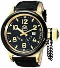 Invicta Mens Russian Diver Black Dial Stainless Steel Watch