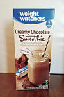 Weight Watchers CHOCOLATE Smoothie Shake Mix Sealed Box 7 packets 2 SP each