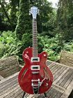Gretsch G5620T-CB Electromatic Semi-Hollowbody Electric Guitar - Rosa Red - Used
