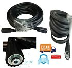 50 Foot Replacement High Pressure Washer Hose Power 1 4 Inch by 50 Extension NEW