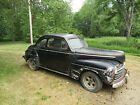 1946 Ford Super Deluxe Coupe 1946 Ford Super Deluxe 5 window coupe