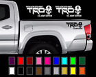 Trd U.s. Army Edition Decals Toyota Tacoma Tundra Racing Vinyl Sticker Set X2