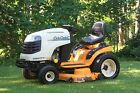 Cub Cadet riding mower with 50 deck and 25 hp Kohler engine