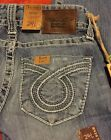 Big Star Sophie Vintage Collection Denim Blue Jeans Size 24L