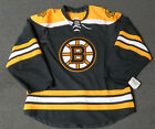 New Boston Bruins Authentic Team Issued Reebok Edge 2.0 Blank Hockey Jersey NHL