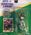 Starting Lineup -Andre Rison Action Figure - Atlanta Falcons -1994 BLACK JERSEY