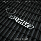 Ford F150 Stainless Steel Keychain