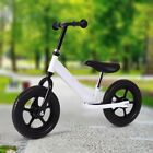 Kids No-Pedal Balance Bike Learn To Ride Pre Bicycle w/Adjustable Seat Gift