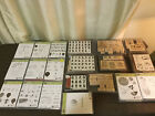 You Pick Stampin Up Stamp Sets New Preowned Wood Clear Mount
