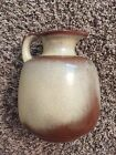 Frankoma Pottery Plainsman Desert Gold Jug Pitcher Vase Not Numbered