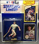 1990 Mike Greenwell Boston Red Sox Starting Lineup Action Figure Rookie Card MLB