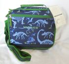 Pottery Barn Kids Mackenzie Cold Pack Lunch Blue Dino MATTHEW NLA NWT