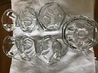 Anchor Hocking Clear Ice Cream Dishes