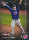 2016 Topps Now Chicago Cubs World Series Champions Team Set 17