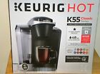 Keurig K55 Single Serve K-Cup Brewing System  Coffee Maker--Brand New/Free Ship