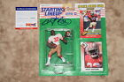 RICKY WATTERS SIGNED STARTING LINEUP FIGURE PSA/DNA Y40880 seahawks 49ers proof