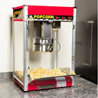 Commercial popcorn popper butter oil movie theater concession stand vending bar