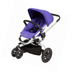 2015 Quinny Buzz Xtra Stroller, Purple Pace