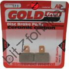 Brake Pads Goldfren Rear Gas Gas TXT 300 Pro Raga 2006-2009