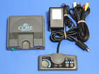 NEC PC-Engine Core GRAFX Console System TurboGrafx-16 Free Shipping