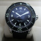 BLANCPAIN 45mm Stainless Steel Fifty Fathoms Diver # 5015 with Papers Good Mint