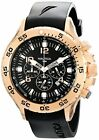 Nautica Mens NST Gold-Tone Stainless Steel Dress Watch