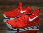 Nike Zoom KD 9 Red White 843392 611 Mens Basketball Shoes Multi Size