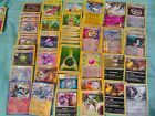 Pokemon cards lot of over 170 cards 39 are holo graphic cartoon anime