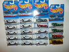 19 Hot Wheels PANOZ GTR 1 98 First Edtion FE Red Green Blue ONLY HUGE LOT SET