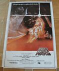 STAR WARS One Sheet Style A 77 21 0 ROLLED MOVIE POSTER TM 1977 Excellent