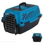 Small Pet Carrier Crates Dog Cat Porter Travel Kennel Portable Case Bed New