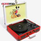 New Crosley CRUISER CR8005A DS Disney Record Player Turntable RSD Exclusive