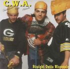 C.W.A. Cheeseheads With Attitude Straight Outta Wisconsin Cd Green Bay Packers