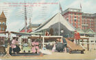 Atlantic City NJ * Life Guards Hospital Tent 1910 * Unusual