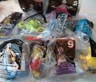MCDONALDS 2001 MONSTERS INC 10 PC MIP SET