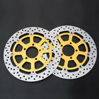 Stainless Front Brake Disc Rotor For Suzuki GSXR600/750/1000 GSX1300R TL1000R/S