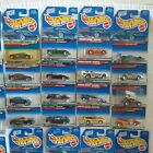 Lot of 40 New Old Stock Hot Wheels 1997  1999 10 Complete Sets Diecast