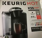 NEW! KEURIG HOT K55 CLASSIC SERIES SINGLE SERVE COFFEE BREWER MAKER