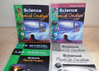 Abeka Science of the Physical Creation Grade 9 Second Edition Bundle