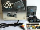 NEC PC Engine Coregrafx Console PI-TG3 TurboGrafx16 Boxed ,Pad,AV Cable,Game-C13