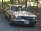 1985 Mercedes-Benz 500-Series  1985 for $2500 dollars