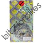 Complete Engine Gasket Set Kit KTM 400 EGS-E Std Forks 1997