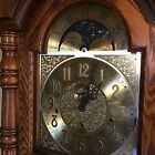 Solid Gorgeous Oak By Sligh Grandfather Clock