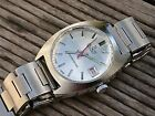Vintage 1970´s NOS Duxot Automatic Swiss Made Date Watch SS