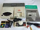 NEC PC Engine Turbografx-16 Console,CD-ROM2 Unit,Inter Face unit set/tested-H1-