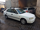 LARGER PHOTOS: 2001 LHD Hyundai Accent 1.3 5spd Aircon left hand drive 1 owner from new lhd